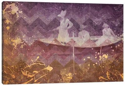 La Barque IV Canvas Print #CML110