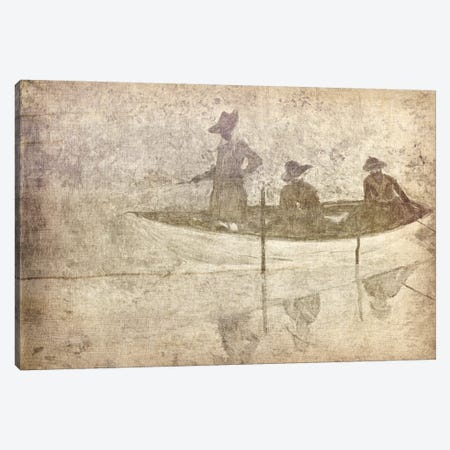 La Barque V Canvas Print #CML111} by 5by5collective Canvas Wall Art