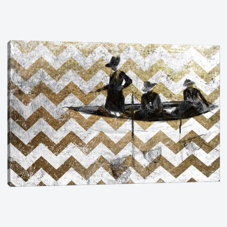 La Barque VII Canvas Print #CML113} by 5by5collective Canvas Art