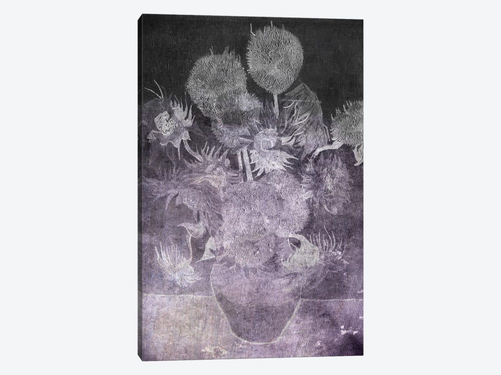 Sunflowers VI by 5by5collective 1-piece Canvas Print
