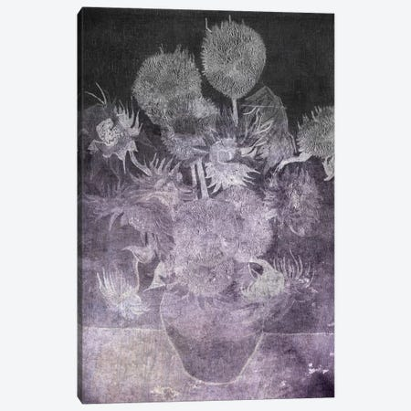 Sunflowers VI Canvas Print #CML114} by 5by5collective Canvas Art Print