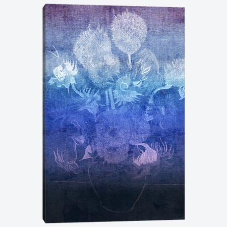 Sunflowers XI Canvas Print #CML119} by 5by5collective Canvas Artwork
