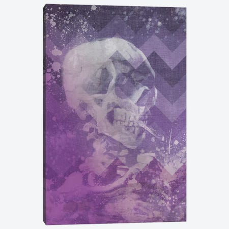 Skull of a Skeleton VIII Canvas Print #CML123} by 5by5collective Art Print