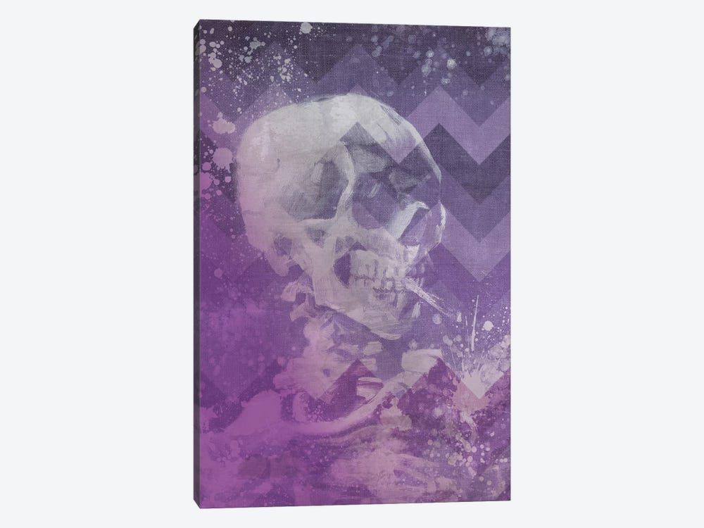 Skull of a Skeleton VIII by 5by5collective 1-piece Art Print