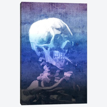 Skull of a Skeleton XI Canvas Print #CML126} by 5by5collective Canvas Artwork