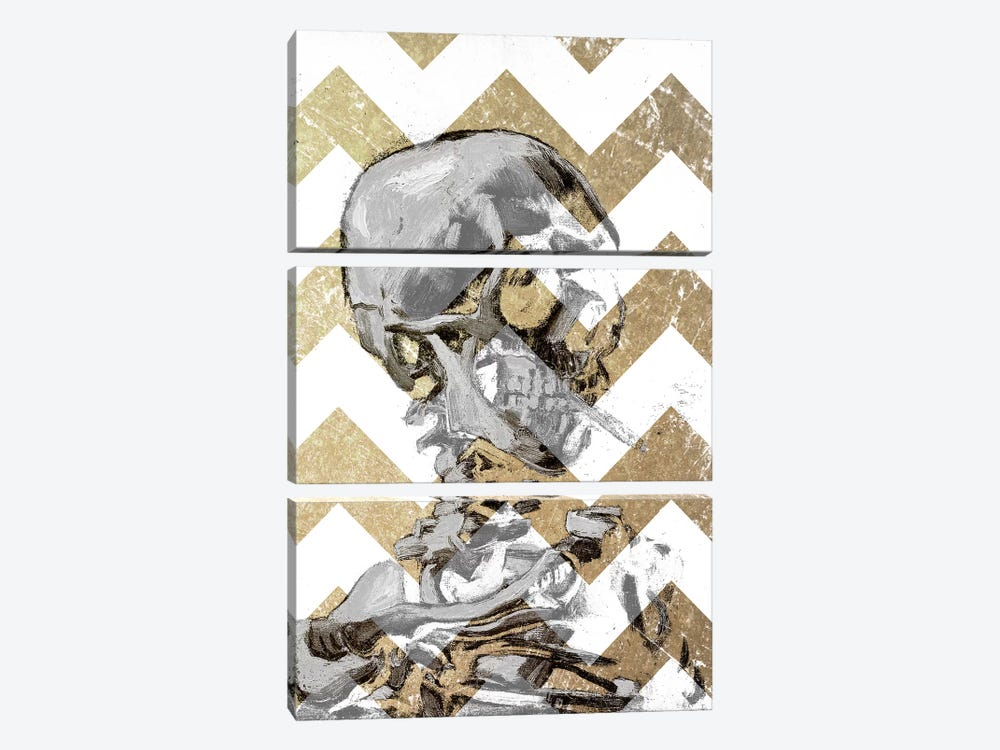 Skull of a Skeleton XII by 5by5collective 3-piece Art Print