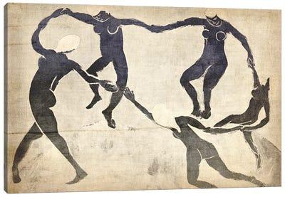 Dance V Canvas Art Print