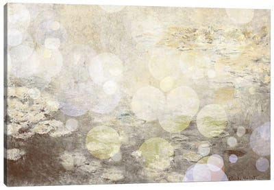 Waterlilies III Canvas Art Print