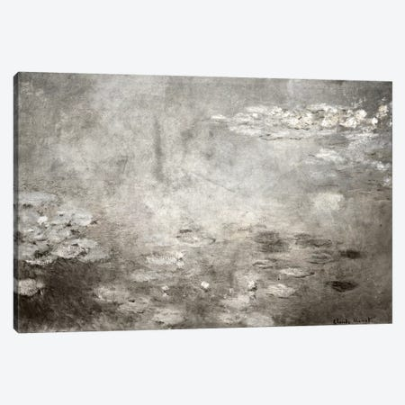 Waterlilies IV Canvas Print #CML131} by 5by5collective Canvas Art