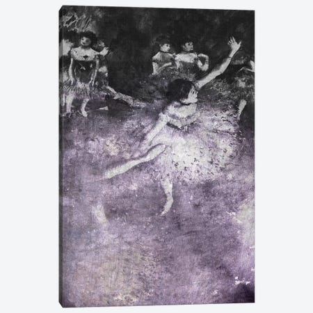 Green Dancer I Canvas Print #CML133} by 5by5collective Canvas Wall Art