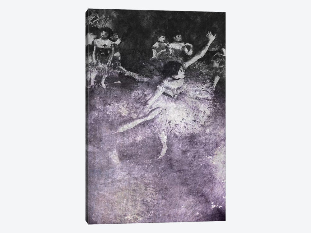 Green Dancer I by 5by5collective 1-piece Canvas Art