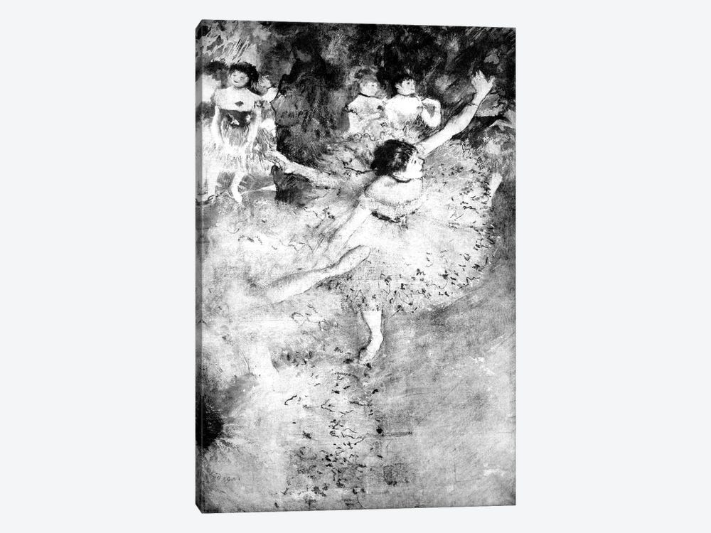 Green Dancer II by 5by5collective 1-piece Canvas Print
