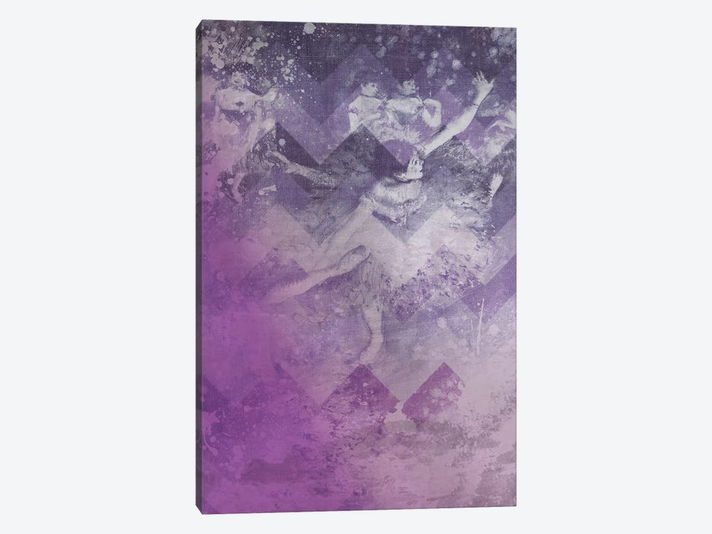 Green Dancer III by 5by5collective 1-piece Canvas Artwork