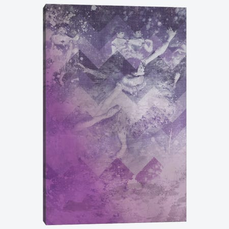 Green Dancer III Canvas Print #CML135} by 5by5collective Art Print
