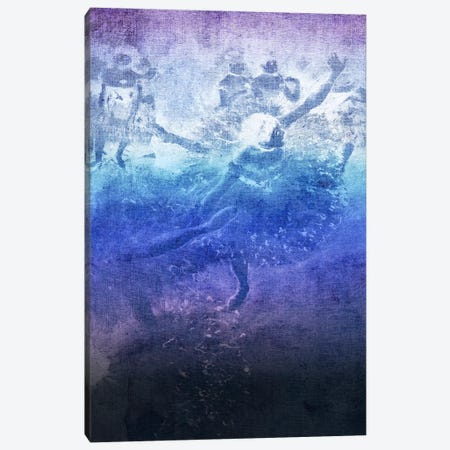 Green Dancer VI Canvas Print #CML138} by 5by5collective Canvas Art