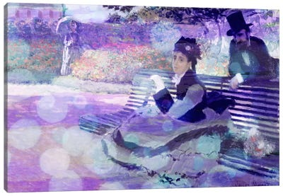 Camille Monet II Canvas Print #CML141