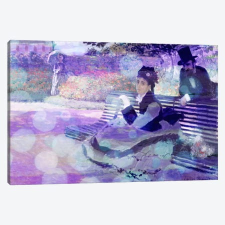 Camille Monet II Canvas Print #CML141} by 5by5collective Canvas Art Print