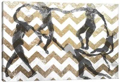 Dance VII Canvas Print #CML14