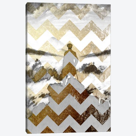 Wanderer above the Sea of Fog VII Canvas Print #CML151} by 5by5collective Canvas Art