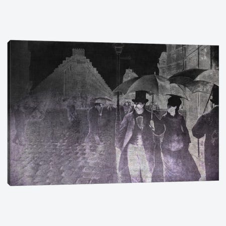 Paris Street I Canvas Print #CML15} by 5by5collective Canvas Artwork