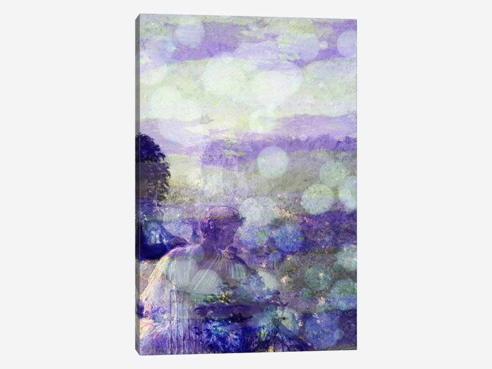 Summer Evening, Paris II by 5by5collective 1-piece Canvas Wall Art