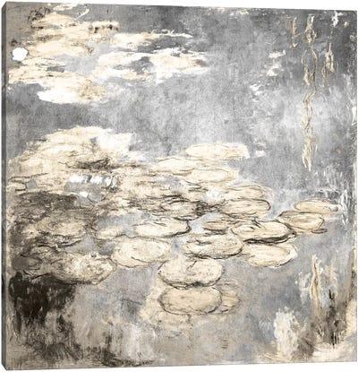 Nympheas IV Canvas Art Print