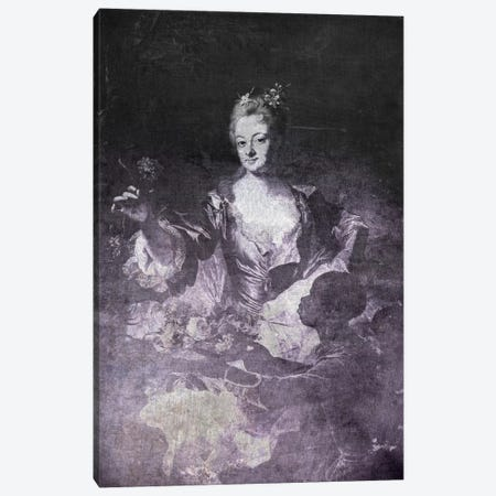 Portrait of Hyacinthe-Sophie de Beschanel-Nointel I Canvas Print #CML182} by 5by5collective Canvas Art Print