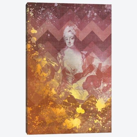 Portrait of Hyacinthe-Sophie de Beschanel-Nointel IV Canvas Print #CML185} by 5by5collective Canvas Artwork