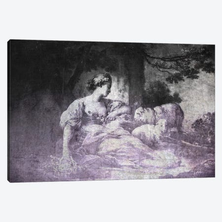 A Shepherdess I Canvas Print #CML1} by 5by5collective Canvas Wall Art