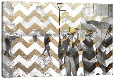 Paris Street VII Canvas Print #CML21
