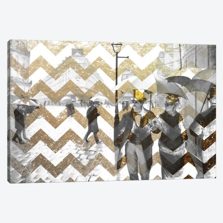 Paris Street VII Canvas Print #CML21} by 5by5collective Canvas Artwork
