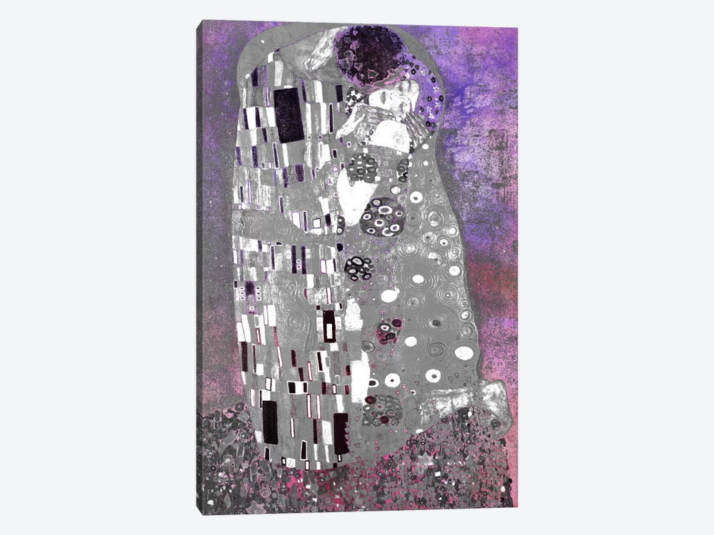 The Kiss V by 5by5collective 1-piece Canvas Artwork