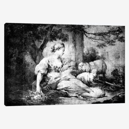 A Shepherdess II Canvas Print #CML2} by 5by5collective Canvas Art