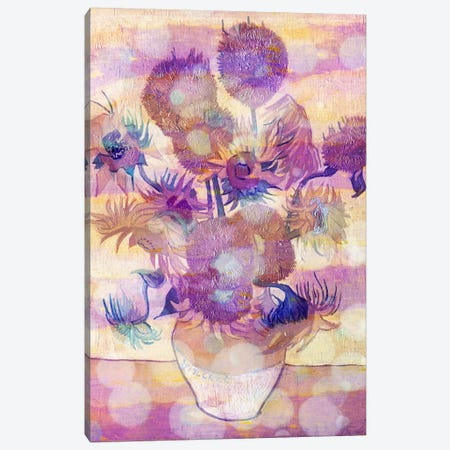 Sunflowers II Canvas Print #CML33} by 5by5collective Canvas Art Print