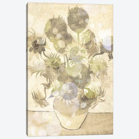 Sunflowers III Canvas Print #CML34} by 5by5collective Canvas Art