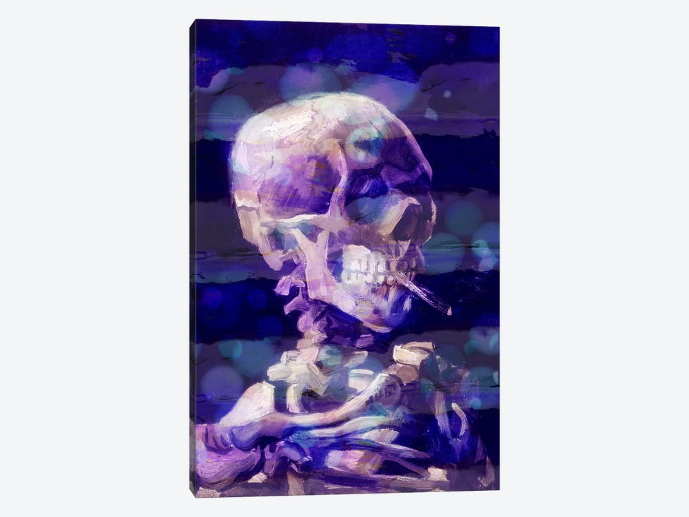Skull of a Skeleton II 1-piece Art Print