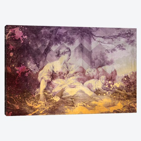 A Shepherdess III Canvas Print #CML3} by 5by5collective Canvas Art