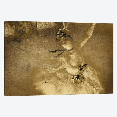 The Star I Canvas Print #CML42} by 5by5collective Canvas Art