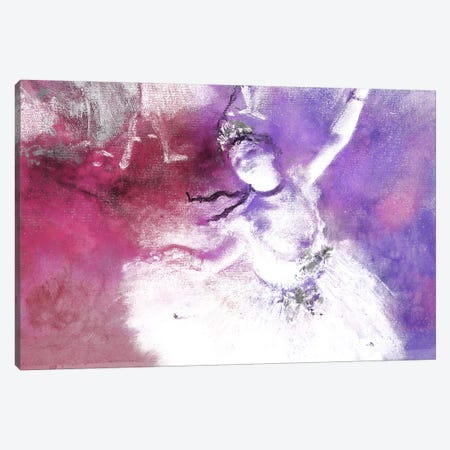 The Star V Canvas Print #CML47} by 5by5collective Canvas Art Print