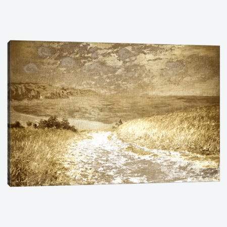 Path Through the Corn I Canvas Print #CML48} by 5by5collective Canvas Artwork
