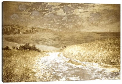 Path Through the Corn I Canvas Art Print