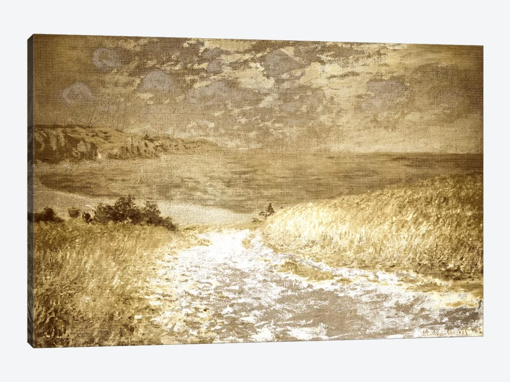 Path Through the Corn I by 5by5collective 1-piece Canvas Artwork