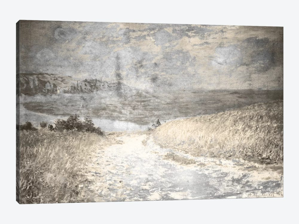 Path Through the Corn IV by 5by5collective 1-piece Canvas Art