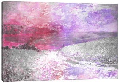 Path Through the Corn V Canvas Print #CML52