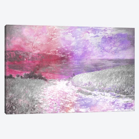 Path Through the Corn V Canvas Print #CML52} by 5by5collective Canvas Art Print
