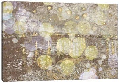 Starry Night Over the Rhone III Canvas Art Print