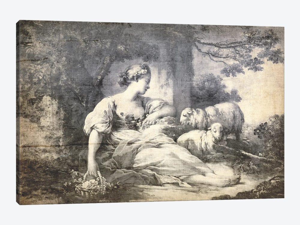 A Shepherdess V by 5by5collective 1-piece Art Print