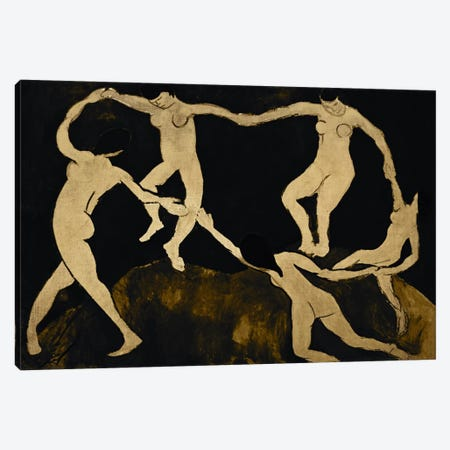 Dance VII Canvas Print #CML63} by 5by5collective Canvas Artwork