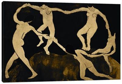 Dance VII Canvas Art Print
