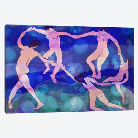 Dance VIII Canvas Print #CML64} by 5by5collective Canvas Print